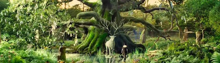 White Elk in Snow White And The Huntsman Snow White And The Huntsman